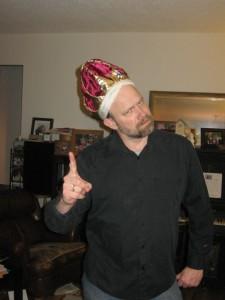 Finger-wag-king